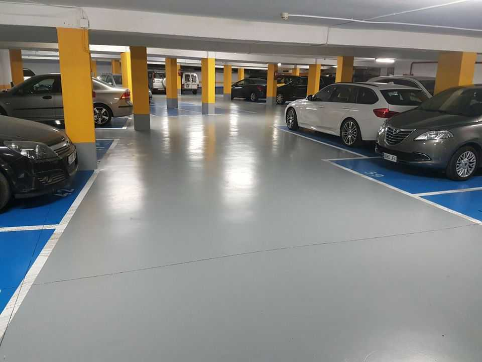Pintura-decorativa-Parking-calle-Radas