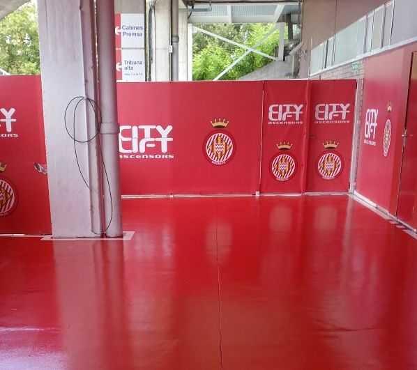 ESTADIO GIRONA FC