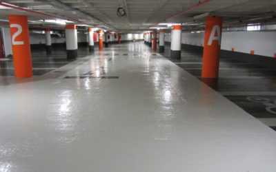 ¡Parkings de Empark renovados gracias a PAVIFORT VALLÈS!