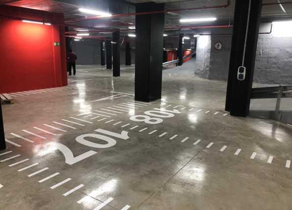 La empresa en construcción CORP y PAVIFORT VALLÈS se unen en uno de los proyectos de edificación en parkings más novedosos en Cataluña
